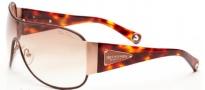 True Religion Ashton Sunglasses Sunglasses - Tortoise W/ Brown Gradient Lens