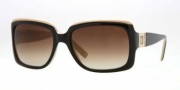 Anne Klein AK3165 Sunglasses Sunglasses - 305/78 Black / Camel