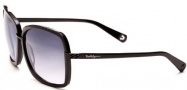 True Religion Natalie Sunglasses Sunglasses - Black W/ Grey Gradient Lens