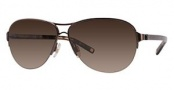 Anne Klein AK4132 Sunglasses Sunglasses - 301/78 Brown Light / Brown Gradient