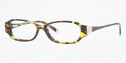 Anne Klein AK 8096 Eyeglasses Eyeglasses - 241 Gold Tortoise