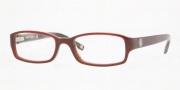 Anne Klein AK8098 Eyeglasses Eyeglasses - 249 Wine Horn