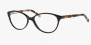 Anne Klein AK8103 Eyeglasses Eyeglasses - 257 Black Spotted Tortoise