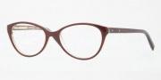 Anne Klein AK8103 Eyeglasses Eyeglasses - 262 Dark Burgundy Tortoise
