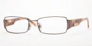 Anne Klein AK9077 Eyeglasses Eyeglasses - 466 Havana