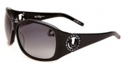 True Religion Georgi Sunglasses Sunglasses - Black