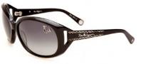 True Religion Cheyenne Sunglasses Sunglasses - Black