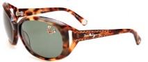 True Religion Cheyenne Sunglasses Sunglasses - Blonde