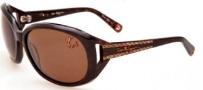 True Religion Cheyenne Sunglasses Sunglasses - Tortoise