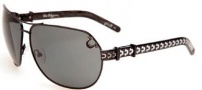 True Religion Dakota Sunglasses Sunglasses - Black Gunmetal