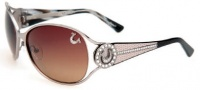 True Religion Jackie Sunglasses Sunglasses - Black