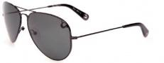True Religion Jeff Large/ Small Sunglasses Sunglasses - Black