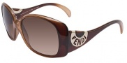 Fendi FS 5064 Chef Sunglasses Sunglasses - 216 Brown Gradient