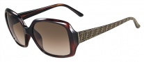 Fendi FS 5139 Sunglasses Sunglasses - 238 Havana