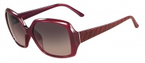Fendi FS 5139 Sunglasses Sunglasses - 608 Ruby