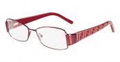 Fendi F908R Eyeglasses Eyeglasses - 618 Burgundy
