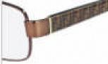 Fendi F911 Eyeglasses Eyeglasses - 705