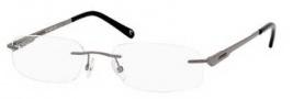 Carrera 7544 Eyeglasses Eyeglasses - 0TZ2 Gunmetal / Black