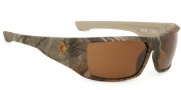 Spy Optic Dirk Sunglasses Sunglasses - Real Tree / Brown Bronze Polarized