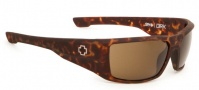 Spy Optic Dirk Sunglasses Sunglasses - Matte Camo Tortoise / Bronze