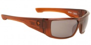 Spy Optic Dirk Sunglasses Sunglasses - Brown Ale / Bronze Polarized with Black Mirror