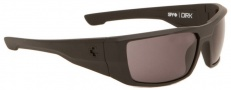 Spy Optic Dirk Sunglasses Sunglasses - Matte Black / Grey