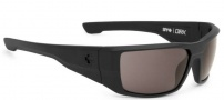 Spy Optic Dirk Sunglasses Sunglasses - Matte Black / Grey Polarized
