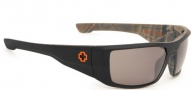 Spy Optic Dirk Sunglasses Sunglasses - Decoy / Bronze Polarized with Black Mirror