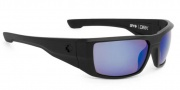Spy Optic Dirk Sunglasses Sunglasses - Matte Black / Bronze Polarized Blue Spectra