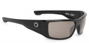 Spy Optic Dirk Sunglasses Sunglasses - Black / Bronze Polarized with Black Mirror