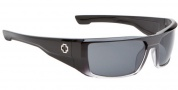 Spy Optic Dirk Sunglasses Sunglasses - Black Fade / Grey
