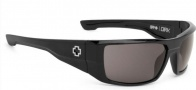 Spy Optic Dirk Sunglasses Sunglasses - Shiny Black / Grey