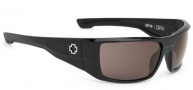 Spy Optic Dirk Sunglasses Sunglasses - Shiny Black / Grey Polarized