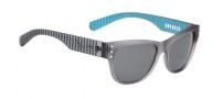 Spy Optic Borough Sunglasses Sunglasses - Louie Vito Signature / Grey Lens
