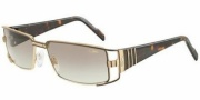 Cazal 9027 Sunglasses Sunglasses - 003 Brown Tortoise / Brown Gradient Lens