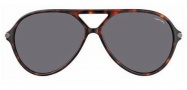 Tom Ford FT0197  Leopold Sunglasses Sunglasses - 54A Red Havana / Smoke