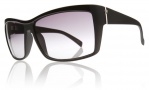 Electric Riff Raff Sunglasses Sunglasses - Matte Black / Grey Gradient Lens