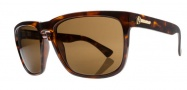 Electric Knoxville Sunglasses Sunglasses - Tortoise Shell / Bronze Polycarbonate Polarized Lens