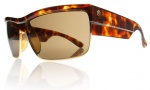 Electric Mutiny Sunglasses Sunglasses - Tortoise Shell / Bronze Lens
