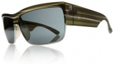 Electric Mutiny Sunglasses Sunglasses - Olive / Grey Lens