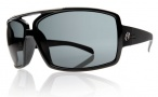 Electric Ohm III Sunglasses Sunglasses - Gloss Black / Grey Lens