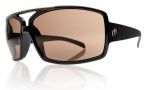 Electric Ohm III Sunglasses Sunglasses - Gloss Black / Bronze Gold Chrome Lens