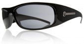 Electric G Seven Sunglasses Sunglasses - Gloss Black / Grey Polycarbonate Polarized Lens