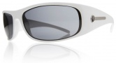 Electric G Seven Sunglasses Sunglasses - Gloss White / Grey Lens