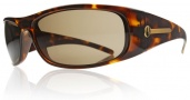Electric G Seven Sunglasses Sunglasses - Tortoise Shell / Bronze Lens