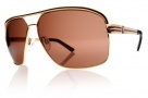 Electric Vegus Sunglasses Sunglasses - Gold / Bronze Lens