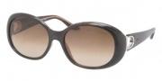 Ralph Lauren RL8074 Sunglasses Sunglasses - 517513 Dark Havana / Brown Gradient