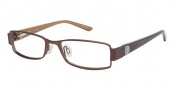 Esprit 17319 Eyeglasses Eyeglasses - 535 Brown