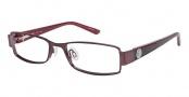 Esprit 17319 Eyeglasses Eyeglasses - 517 Burgundy