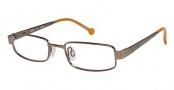 Esprit 17328 Eyeglasses Eyeglasses - 535 Brown
